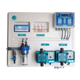 POOL DIRECTOR Otomatik pH ve Cl (Redox) Kontrol Cihazı